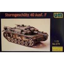 Sturmgeschutz 40 Ausf (1:72)