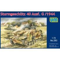 Sturmgeschutz 40 Ausf.G late (1:72)