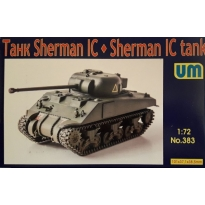 Medium tank Sherman IC (1:72)