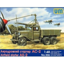 Airfield starter AS-2 (1:48)