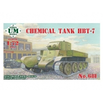 Chemical tank HBT-7 (1:72)