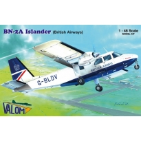 Britten-Norman BN-2A Islander (British Airways a Scotland´s Airline) (1:48)