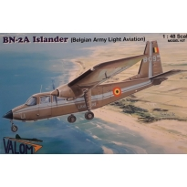 Britten-Norman BN-2A Islander (Belgian Army Light Aviation) (1:48)