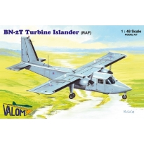 Britten-Norman BN-2T Turbine Islander (RAF) (1:48)