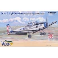 North American L-17B Navion (Personal Command Airplane)  (1:72)