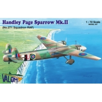 Handley Page Sparrow Mk.II (No.271 Sqn RAF) (1:72)