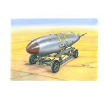 Mark 7 nuclear bomb (1:72)