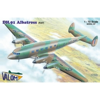 De Havilland DH.91 Albatross (RAF) (1:72)
