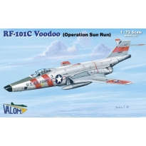 RF-101C Voodoo (SUN-RUN) (1:72)