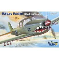 NA-145 Navion (shark marking) (1:72)