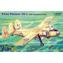 Scottish Aviation Twin Pioneer CC.1 (RAF Southwest Asia) (1:72)