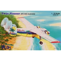 Scottish Aviation Twin Pioneer (VH-AIS Australia) (1:72)