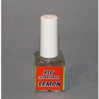 Klej modelarski z pedzelkiem Lemon 10 ml
