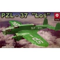 PZL-37 Łoś (1:72)