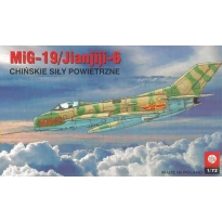 MiG-19/Jianjiji-6 (1:72)