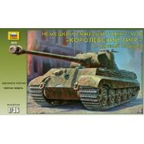"German Heavy Tank ""King Tiger"" Ausf.B with Porsche Turret (1:35)"