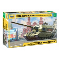 "Russian 152 mm Self-Propelled Howitzer 2S35 ""Koalitsiya- SV"" (1:35)"