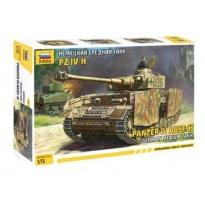 German Medium Tank Panzer IV Ausf.H (1:72)