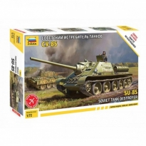 Su-85 Soviet Tank Destroyer (1:72)