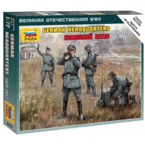 German HQ WWII (1:72)