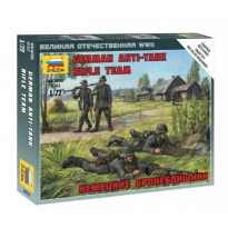 German Anti-tank Rifle Team (1:72)