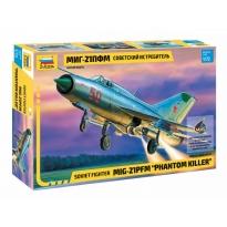 Soviet Fighter MiG-21 PFM (1:72)