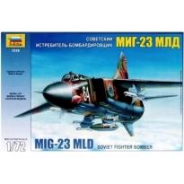 MiG-23 MLD Soviet Fighter Bomber (1:72)