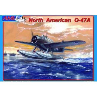 North American O-47A (1:72)