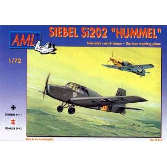 """Siebel Si 202 """"Hummel"""" (1:72)"""