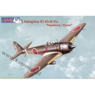 Nakajima Ki 43-III Ko (1:72)