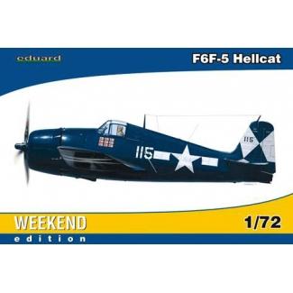F6F-5 Hellcat - Weekend Edition (1:72)