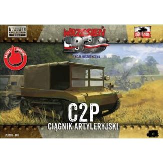 First to Fight C2P Ciągnik artyleryjski (1:72)