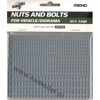 Nuts and Bolts (Set B) Large (1:35)