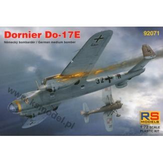 Dornier Do 17E (1:72)
