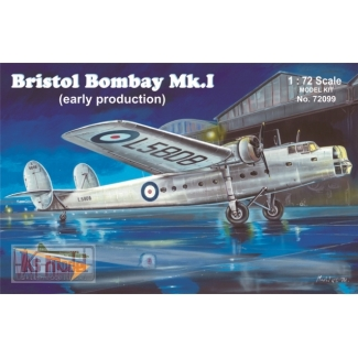 Bristol Bombay Mk.I (early production) (1:72)