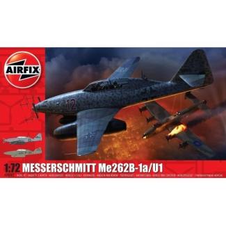 Messerschmitt Me 262B-1a (1:72)