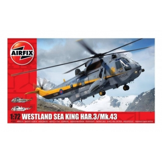 Westland Sea King HAR.3/Mk.43 (1:72)