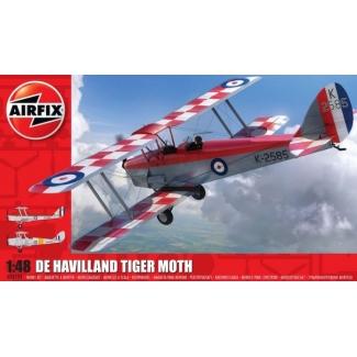 De Havilland DH.82a Tiger Moth (1:48)