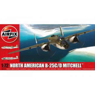North American B-25C/D Mitchell (1:72)