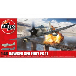 Hawker Sea Fury FB.11 (1:48)