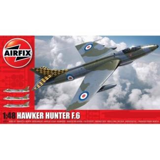 Hawker Hunter F6 (1:48)