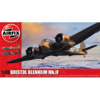 Bristol Blenheim Mk.IF (1:48)