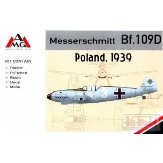 Messerschmitt Bf.109D (Poland 1939) (1:72)