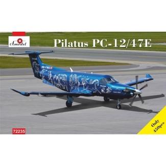 Pilatus PC-12/47E (1:72)