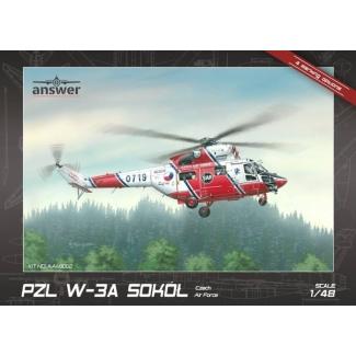 "PZL W-3A Sokół ""Czech Air Force"" (1:48)"