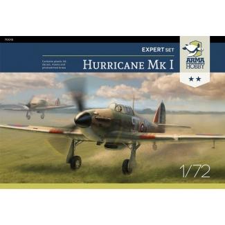 Hurricane Mk I Expert Set (1:72)