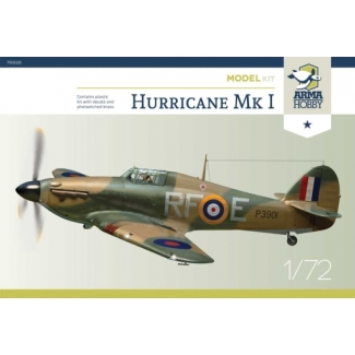 Hurricane Mk I - Model Kit (1:72)