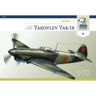 Yakovlev Yak-1b Model Kit (1:72)