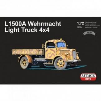 L1500A Wehrmacht Light Truck 4x4 (1:72)