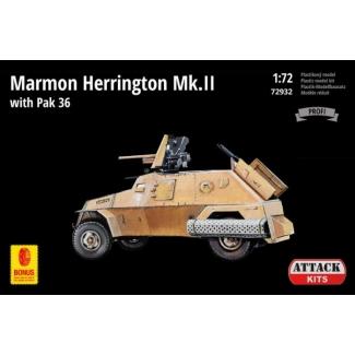 Marmon Herrington Mk.II w/ Pak 36 (1:72)